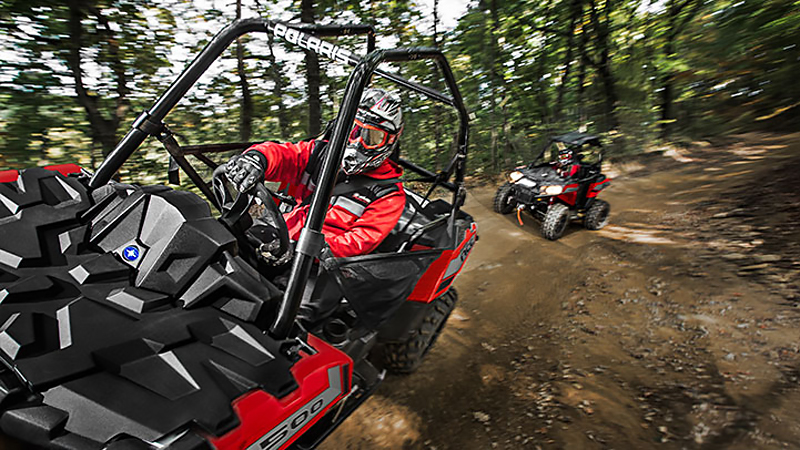2018 Polaris ACE 500 at Reno Cycles and Gear, Reno, NV 89502