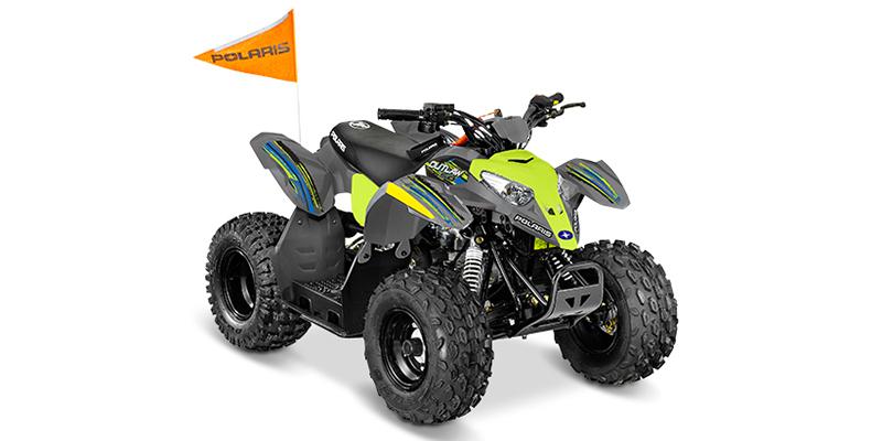 2018 Polaris Outlaw 110 EFI at Reno Cycles and Gear, Reno, NV 89502