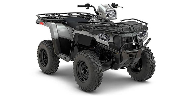 Sportsman® 450 H.O. Utility Edition at Reno Cycles and Gear, Reno, NV 89502