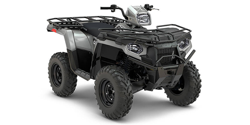 Sportsman® 450 H.O. Utility Edition at Reno Cycles and Gear, Reno, NV 89502