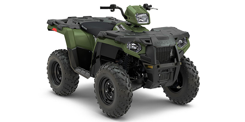 2018 Polaris Sportsman 570 Base at Midwest Polaris, Batavia, OH 45103