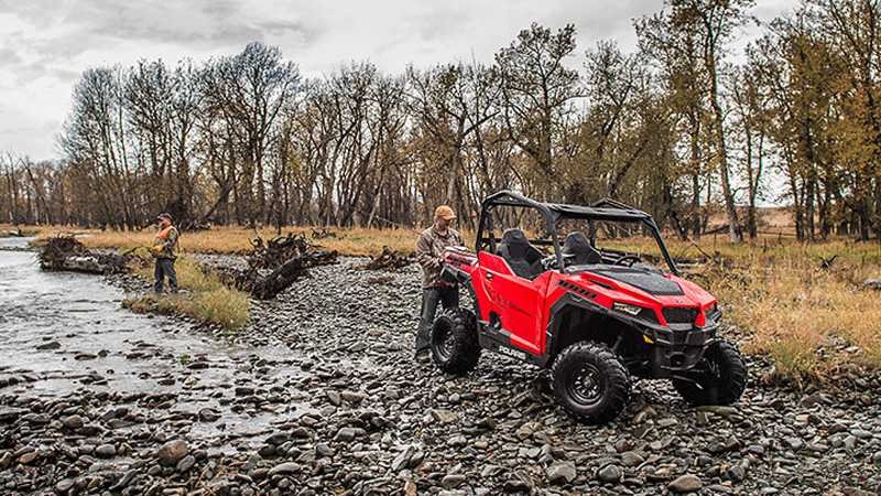 2018 Polaris GENERAL 1000 EPS Base at Midwest Polaris, Batavia, OH 45103