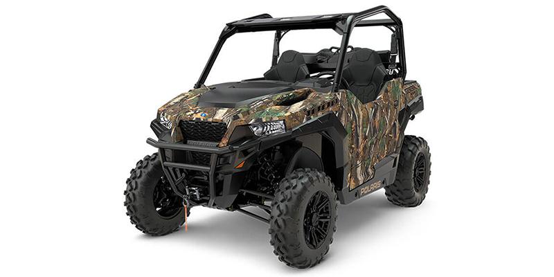 GENERAL™ 1000 EPS Hunter Edition  at Midwest Polaris, Batavia, OH 45103