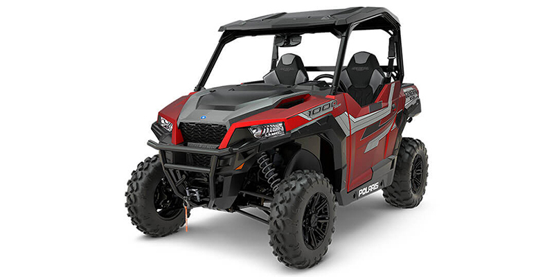 GENERAL™ 1000 EPS Ride Command® Edition at Midwest Polaris, Batavia, OH 45103