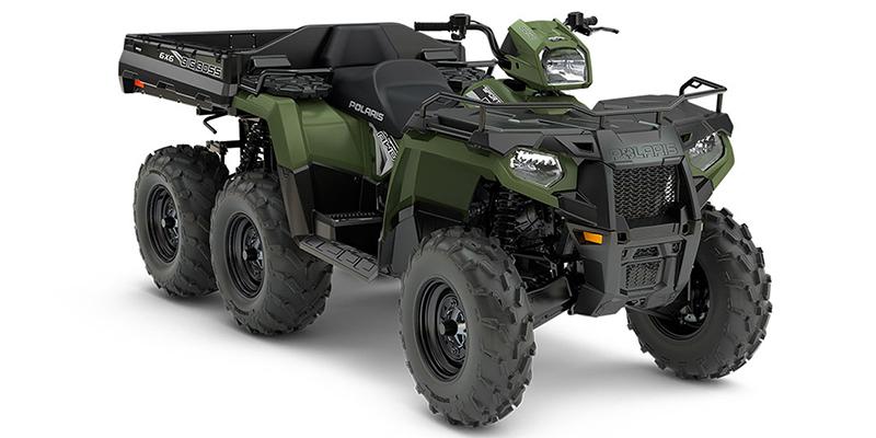 Sportsman® 6x6 570 at Reno Cycles and Gear, Reno, NV 89502