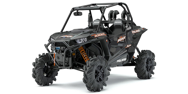 RZR XP® 1000 EPS High Lifter Edition at Midwest Polaris, Batavia, OH 45103
