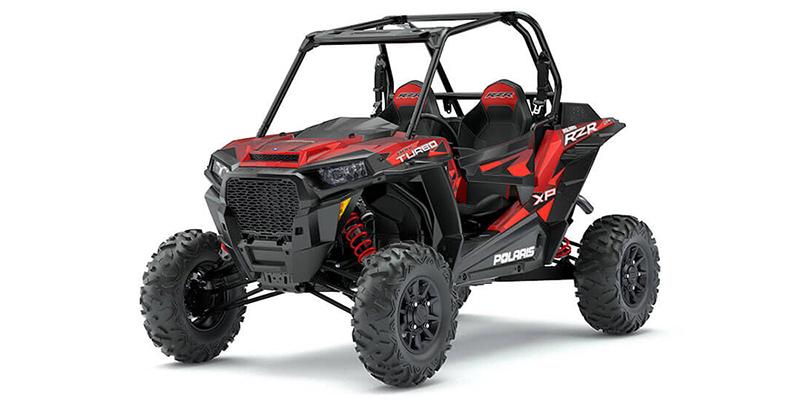 RZR XP® Turbo EPS FOX® Edition at Midwest Polaris, Batavia, OH 45103