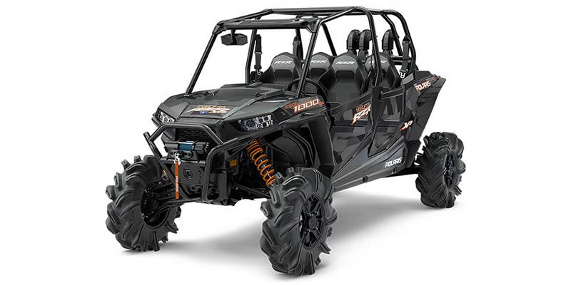 RZR XP® 4 1000 EPS High Lifter Edition at Reno Cycles and Gear, Reno, NV 89502