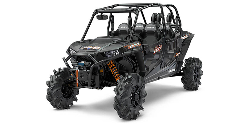 RZR XP® 4 1000 EPS High Lifter Edition at Midwest Polaris, Batavia, OH 45103