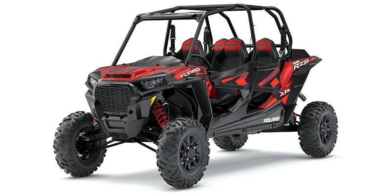 RZR XP® 4 Turbo EPS FOX® Edition at Midwest Polaris, Batavia, OH 45103