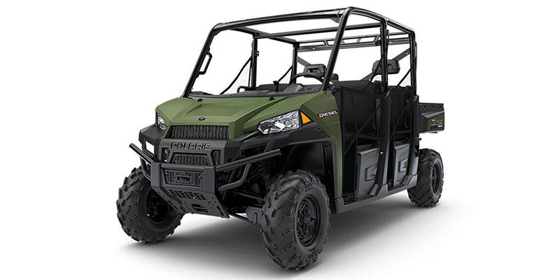 Ranger® Crew® Diesel at Midwest Polaris, Batavia, OH 45103
