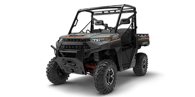 2018 Polaris Ranger XP 1000 EPS at Brenny's Motorcycle Clinic, Bettendorf, IA 52722