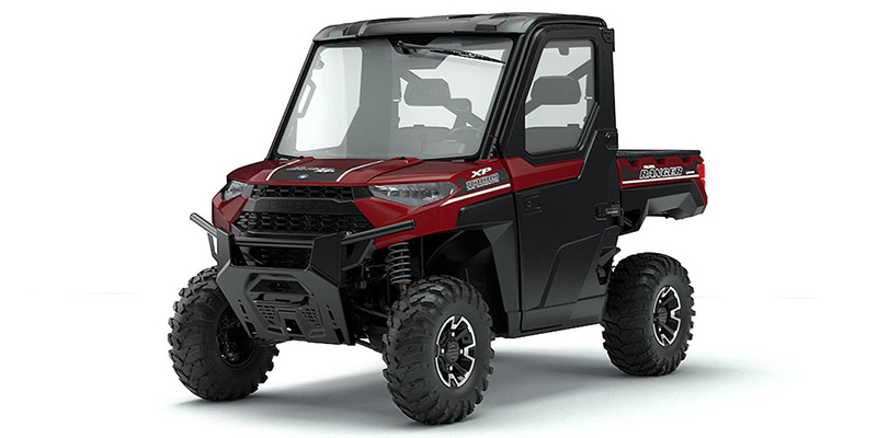 2018 Polaris Ranger XP 1000 EPS Northstar HVAC Edition at Waukon Power Sports, Waukon, IA 52172