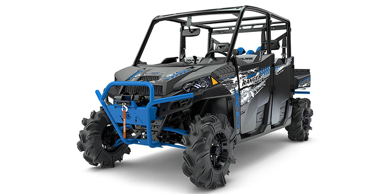 Ranger Crew® XP 1000 EPS High Lifter Edition at Kent Powersports of Austin, Kyle, TX 78640