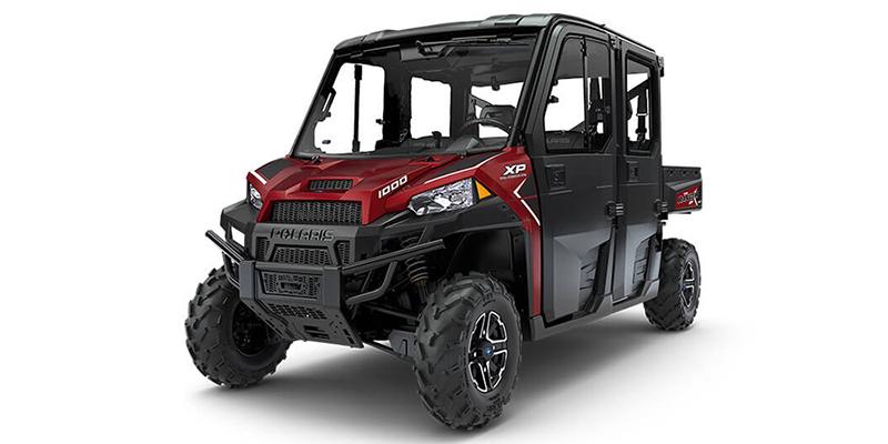 Ranger Crew® XP 1000 EPS Northstar HVAC Edition at Midwest Polaris, Batavia, OH 45103