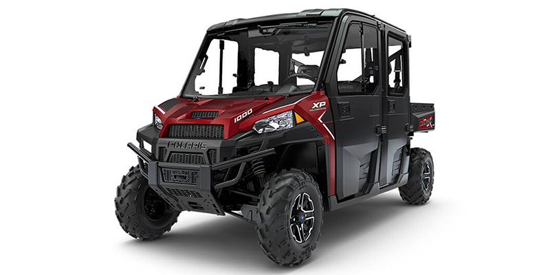 Ranger Crew® XP 1000 EPS Northstar HVAC Edition at Reno Cycles and Gear, Reno, NV 89502
