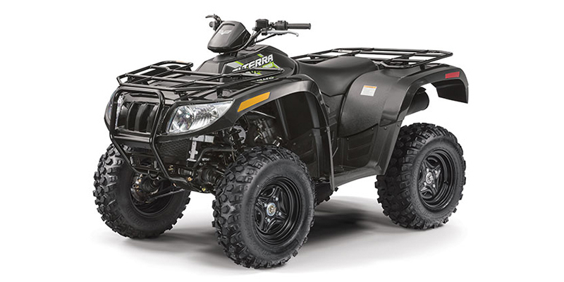 2018 Textron Off Road Alterra 700 VLX EPS at Hebeler Sales & Service, Lockport, NY 14094