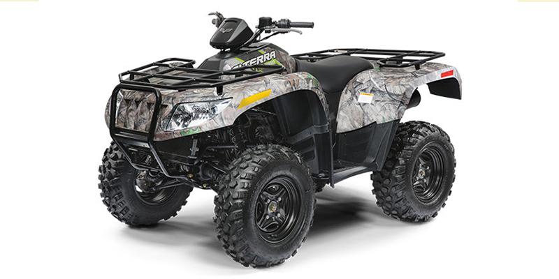 ATV at Harsh Outdoors, Eaton, CO 80615