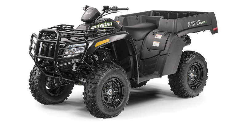 2018 Textron Off Road Alterra 700 TBX at Hebeler Sales & Service, Lockport, NY 14094