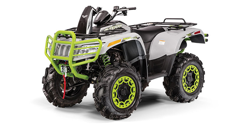 Alterra 700 MudPro LTD at Lincoln Power Sports, Moscow Mills, MO 63362