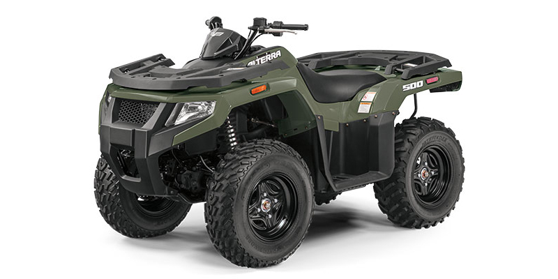 2018 Textron Off Road Alterra 500 4x4 at Lincoln Power Sports, Moscow Mills, MO 63362