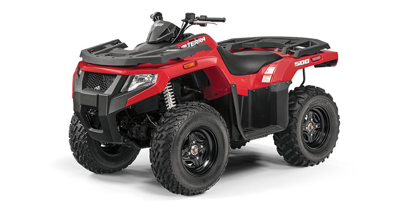 2018 Textron Off Road Alterra 500 4x4 at Harsh Outdoors, Eaton, CO 80615