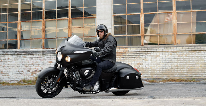 2018 Indian Chieftain® Dark Horse® at Reno Cycles and Gear, Reno, NV 89502