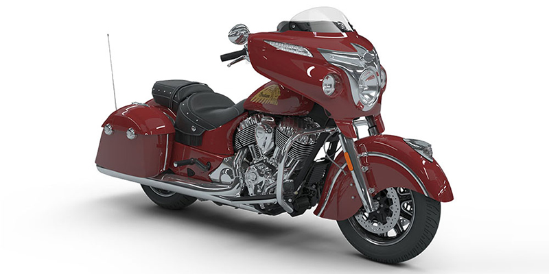 2018 Indian Chieftain Classic at Reno Cycles and Gear, Reno, NV 89502