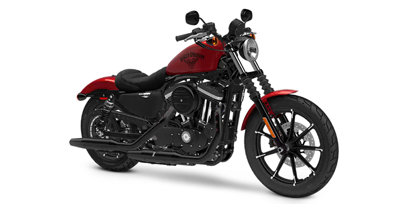 2018 Harley-Davidson Sportster® Iron 883™ at Stutsman Harley-Davidson, Jamestown, ND 58401