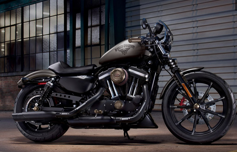 2018 Harley-Davidson Sportster Iron 883 at Harley-Davidson of Fort Wayne, Fort Wayne, IN 46804
