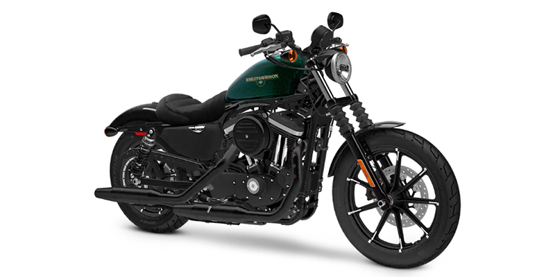 Sportster® Iron 883™ at Vandervest Harley-Davidson, Green Bay, WI 54303