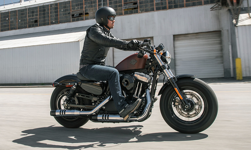 2018 Harley-Davidson Sportster Forty-Eight at Twisted Cycles