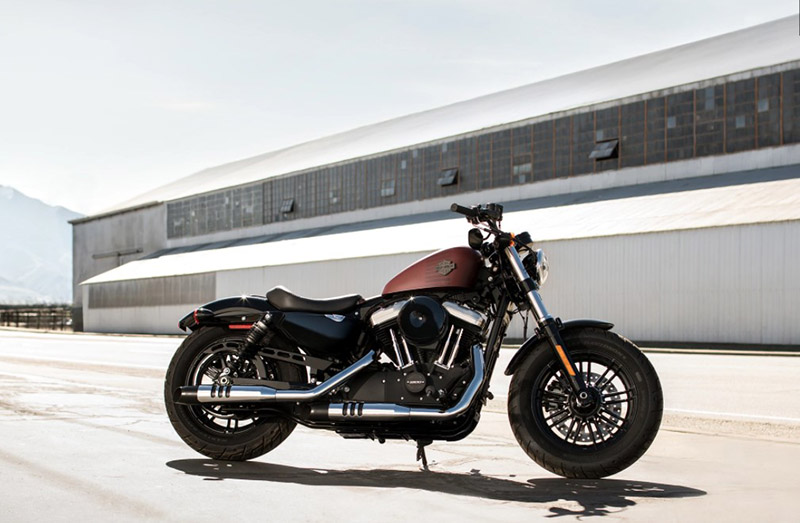 2018 Harley-Davidson Sportster® Forty-Eight® at Waukon Harley-Davidson, Waukon, IA 52172