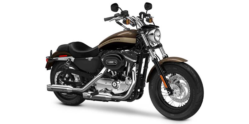 Sportster® 1200 Custom at Shenandoah Harley-Davidson®