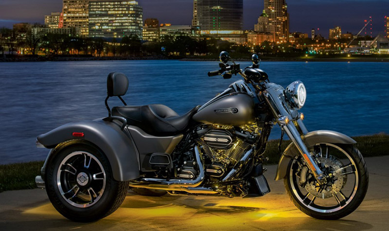 2018 Harley-Davidson Trike Freewheeler at Harley-Davidson of Fort Wayne, Fort Wayne, IN 46804