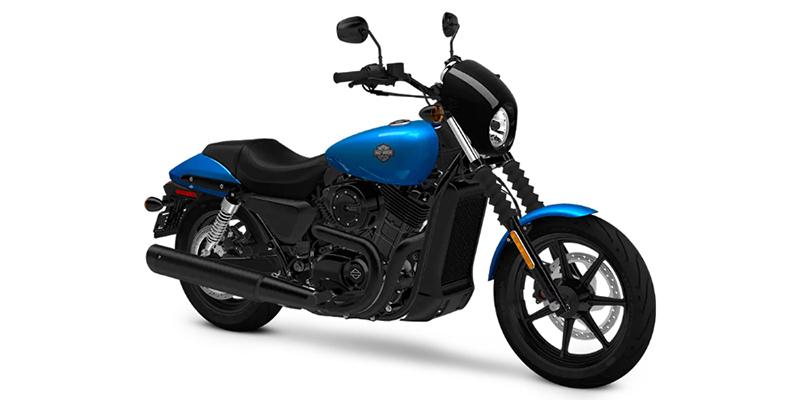 Street® 500 at Shenandoah Harley-Davidson®