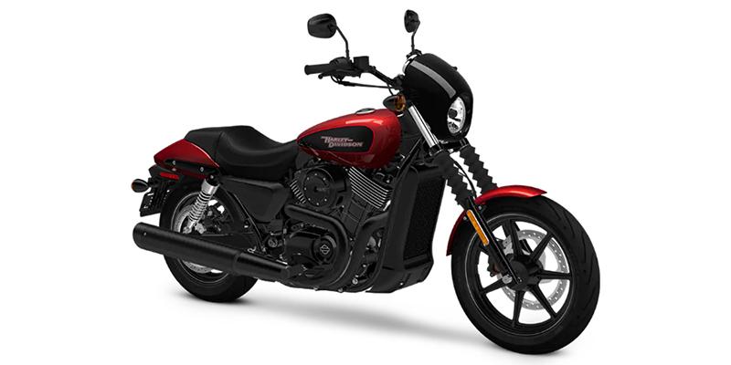 Street® 750 at La Crosse Area Harley-Davidson, Onalaska, WI 54650
