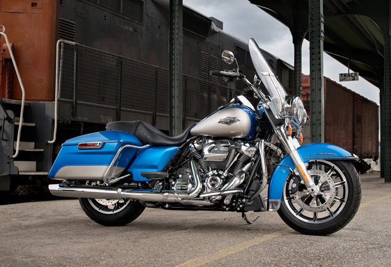 2018 Harley-Davidson Road King® Base at Harley-Davidson® Shop of Winona, Winona, MN 55987