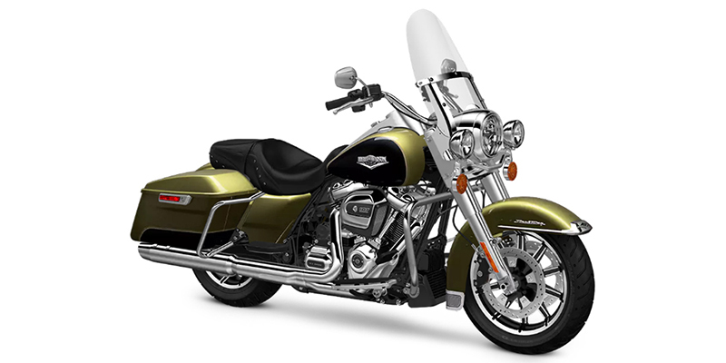 Touring Road King® at RG's Almost Heaven Harley-Davidson, Nutter Fort, WV 26301