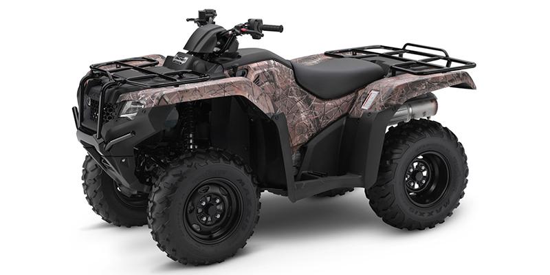 FourTrax Rancher® 4X4 ES at Kent Powersports of Austin, Kyle, TX 78640