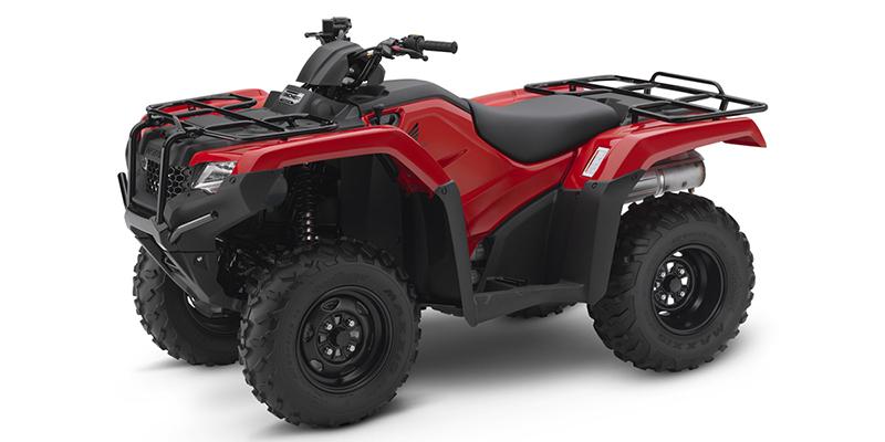2018 Honda FourTrax Rancher 4X4 at Kent Powersports, North Selma, TX 78154