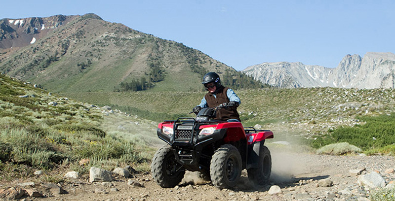 2018 Honda FourTrax Rancher 4X4 Automatic DCT EPS at Nishna Valley Cycle, Atlantic, IA 50022