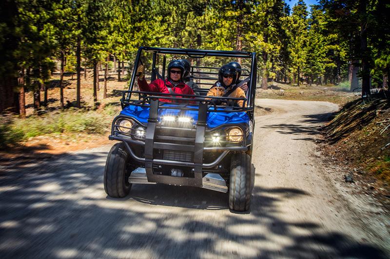 2018 Kawasaki Mule PRO-FXT EPS at Kawasaki Yamaha of Reno, Reno, NV 89502