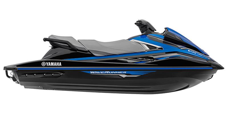 2018 Yamaha WaveRunner® VX Deluxe at Kawasaki Yamaha of Reno, Reno, NV 89502