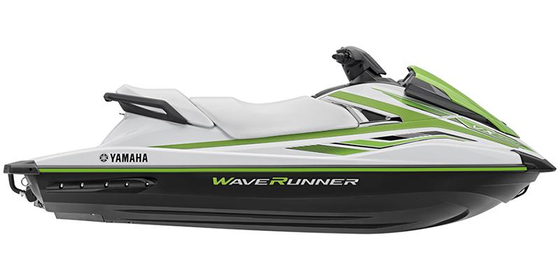 2018 Yamaha WaveRunner® VX Base at Kawasaki Yamaha of Reno, Reno, NV 89502