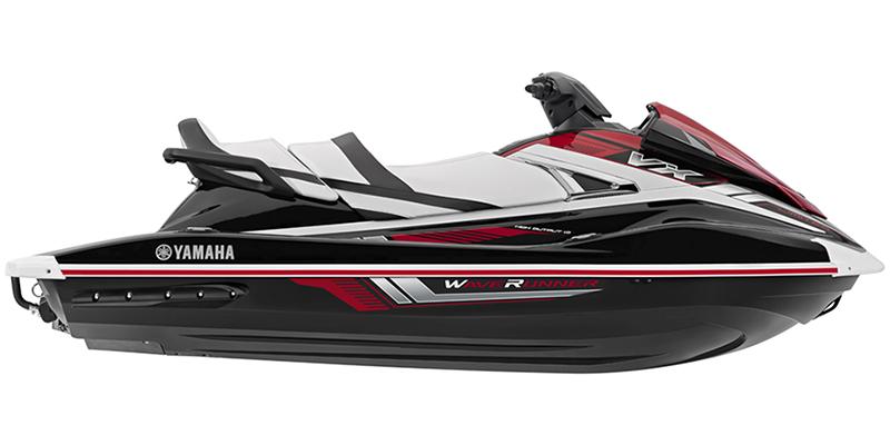 2018 Yamaha WaveRunner® VX Limited at Kawasaki Yamaha of Reno, Reno, NV 89502