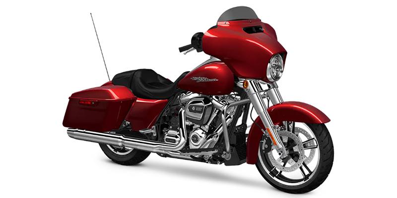 2018 Harley-Davidson Street Glide® Base