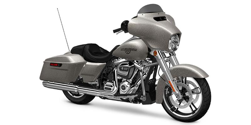 Touring Street Glide® at Bud's Harley-Davidson, Evansville, IN 47715