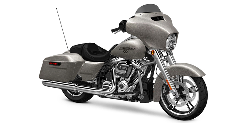 Touring Street Glide® at Bumpus H-D of Memphis