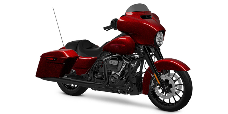 Touring Street Glide® Special at Bud's Harley-Davidson, Evansville, IN 47715